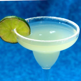 Top Shelf Margarita.