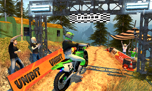 Offroad Moto Bike Racing Games for PC
