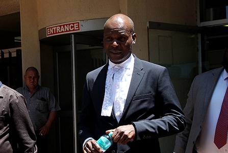 Former Denel board chairperson Daniel Mantsha has denied he was appointed to capture the company on behalf of the Gupta family. File photo.