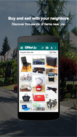 OfferUp - Buy. Sell. Offer Up 1.7.14 screenshot 113085