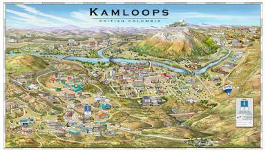 Photo: New edition of Kamloops 2013