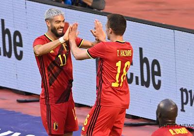 """L'analyse de Thorgan Hazard après le partage contre la Grèce: """"C'est sûr qu'on peut faire beaucoup mieux"""""""