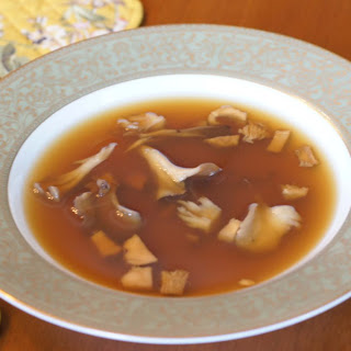 Consomme Soup Vegetables Recipes