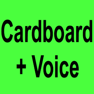 Cardboard Voice VR game free