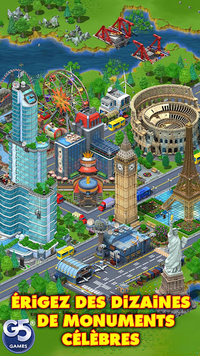 Code Triche Virtual City Playground : Magnat de l'immobilier APK MOD screenshots 2