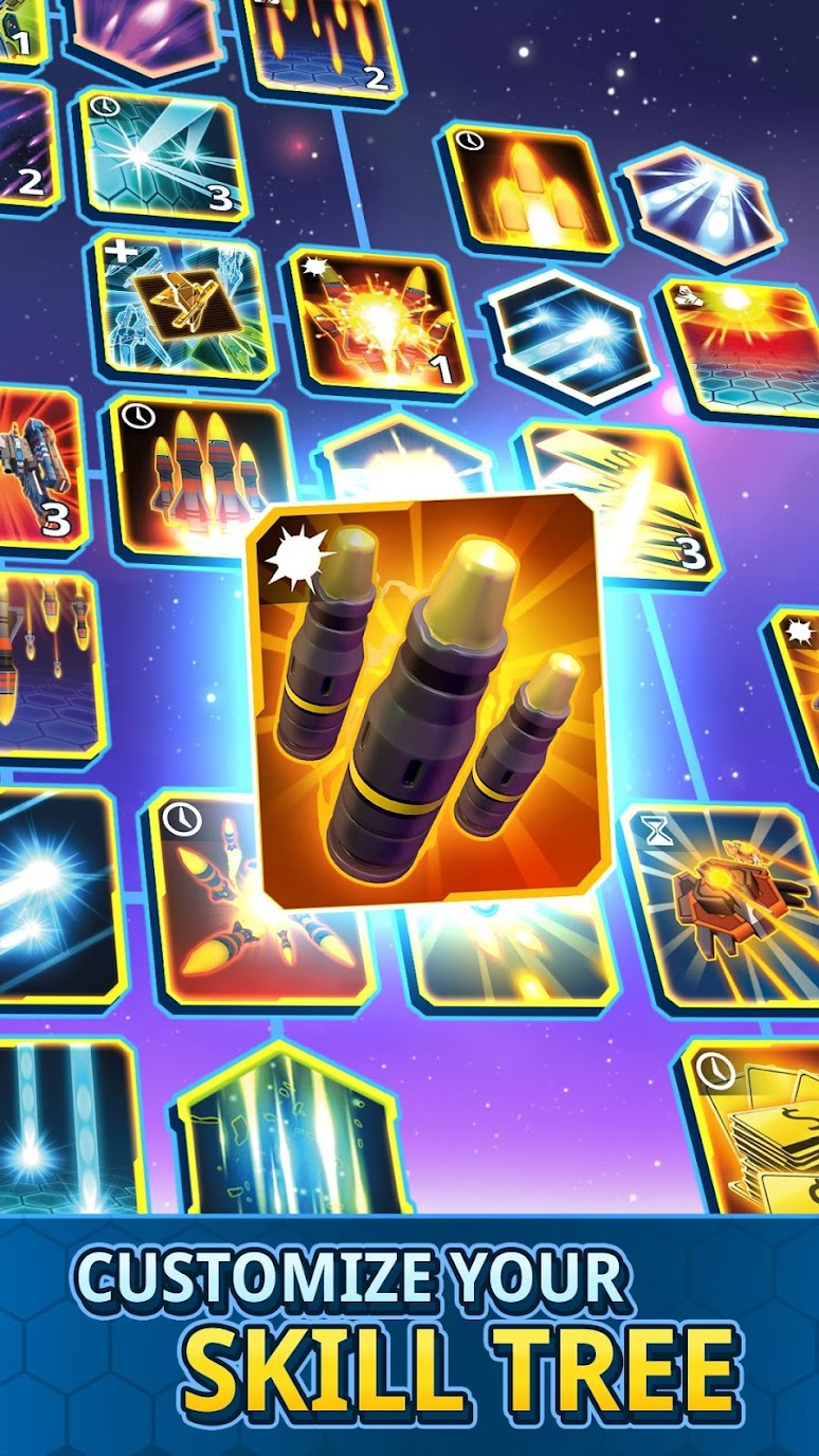 Idle Space Clicker Mod Apk (Unlimited Money) 2
