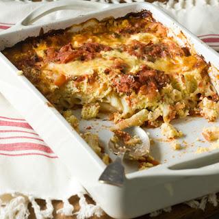 Butternut-Sage Pasta Al Forno