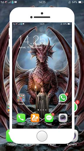 Dragon Wallpaper 1.5 screenshots 3