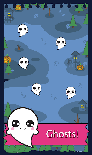 Halloween Evolution - Ghosts