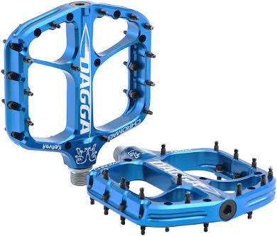 """Chromag Dagga Pedals - Platform, Aluminum, 9/16"""" alternate image 1"""