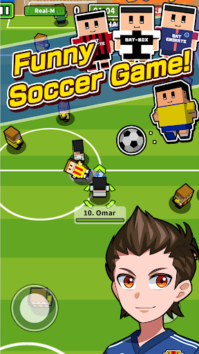 Soccer On Desk android2mod screenshots 1