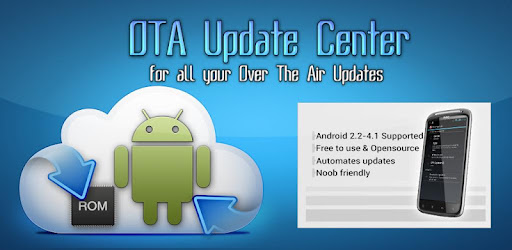 OTA Update Center - Apps on Google Play