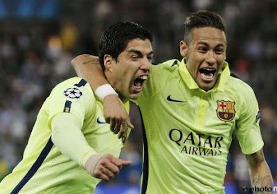"""Messi: """"Jouer avec Suarez et Neymar est quelque chose de spectaculaire"""""""