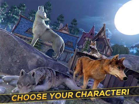 Wolf.io - Animal Simulator
