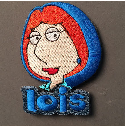 Family Guy - Lois - Tygmärke