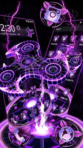 3D Fidget Spinner Launcher 5.31.10 screenshots 3