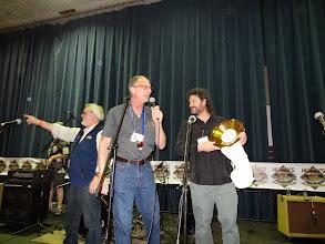 Photo: Festival awards ceremony.