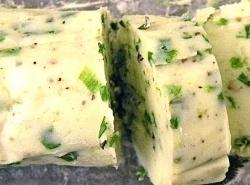 Fresh Herb And Garlic Compound Butter Recipe