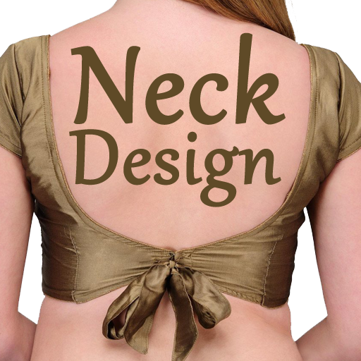 Neck Design Cutting Stitching