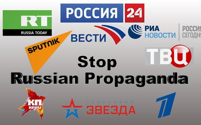 Stop Russian Propaganda