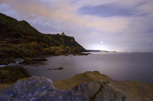 Paesaggio notturno  di nicola012