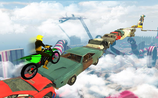 Bike Impossible Tracks Race: 3D Motorcycle Stunts 2.0.5 5