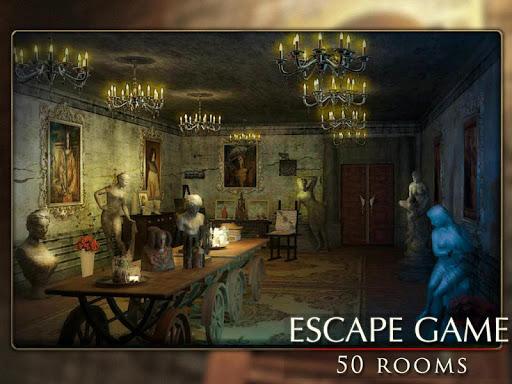 Escape game: 50 rooms 2 33 7