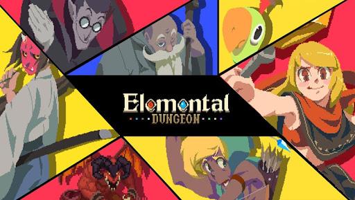 Elemental Dungeon apkpoly screenshots 6