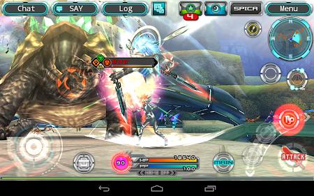 MMORPG Stellacept Online 1.0.3 screenshot 184070