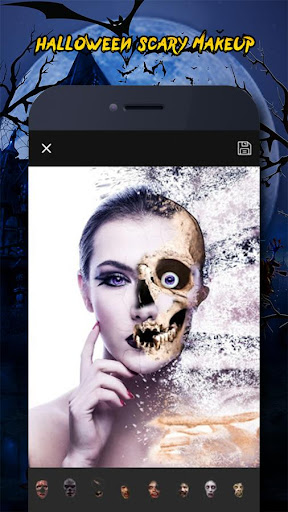 Halloween Photo Editor