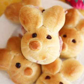 How To Make Bunny Rolls.