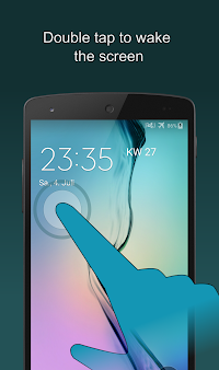 KnockOn Pro - Tap to wake or lock
