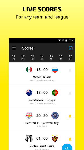 Scores & Video: World Cup 2018 ss1