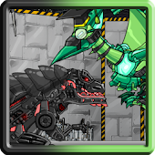 Repair! Dino Robot - T-Rex Android APK Download Free By TheFlash&FirstFox