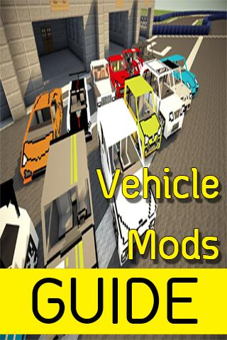 Vehicle Mods Guide