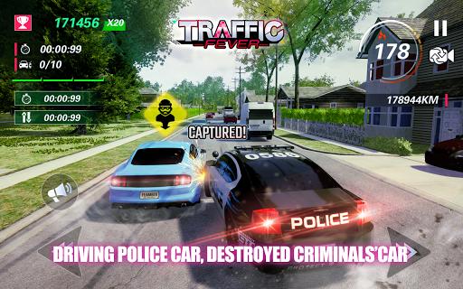 Traffic Fever-Racing game apktram screenshots 17