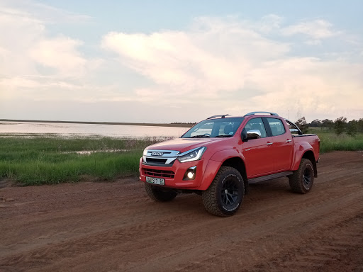 REVIEW | 2020 D-Max AT35 is a locally built T-Rex of a bakkie