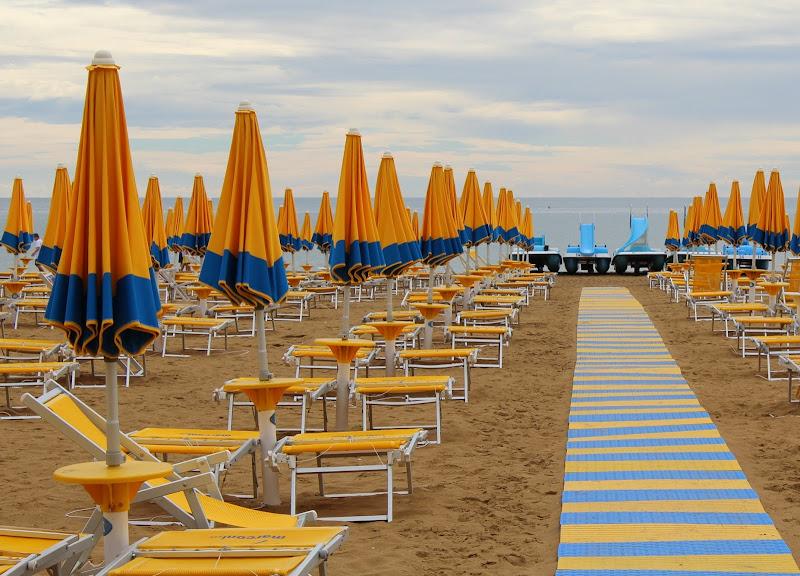Yellow beach di PC style