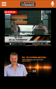 Radio Latina FM 101.1- screenshot thumbnail