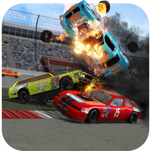 Demolition Derby 2 game (apk) free download for Android/PC/Windows
