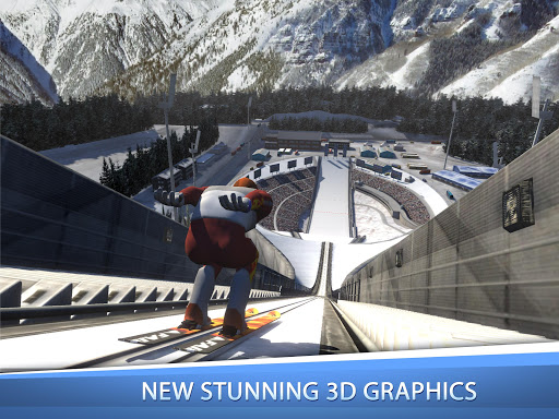 Ski Jumping Pro 1.9.8 screenshots 1