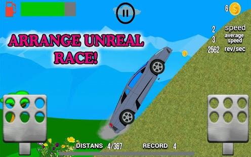 Racing peaks - náhled