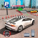 Modern Car Drive Parking Free Games - Car Games icon