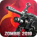 Zombie Defense Shooting: FPS Kill Shot hunting War icon