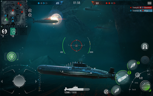 WORLD of SUBMARINES: Navy Shooter 3D Wargame 2.0 screenshots 9