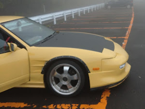180SX RPS13のカスタム事例画像 新潟まっつ〜Class of Yellow-黄組さんの2020年08月10日07:14の投稿