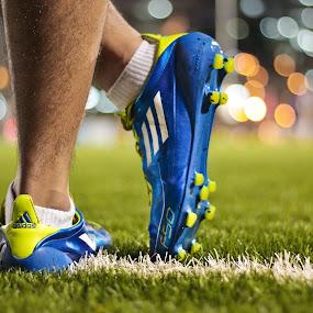 Adidas :) by Eric Dimaano - Sports & Fitness Soccer/Association football ( landmark, travel )