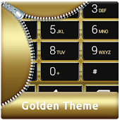 Golden Dialer Theme