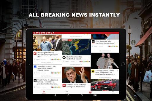 US Breaking News screenshot 16