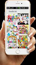 Doodle Art Design - screenshot thumbnail 09